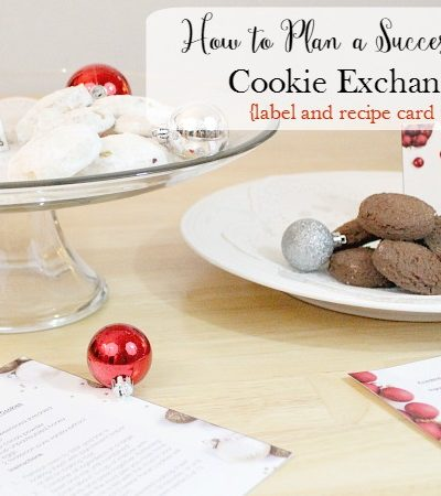 How to Plan a Successful Holiday Cookie Exchange Party