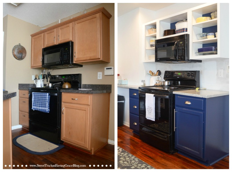 how to update kitchen cabinets on a budget sweet tea
