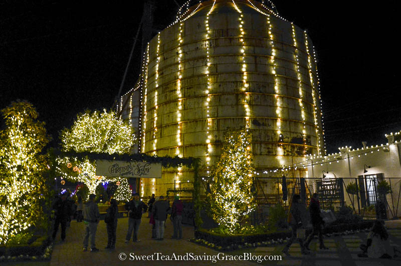 Experience Christmas At The Silos Sweet Tea Amp Saving Grace