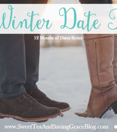 12 Months of Dates: 15 Winter Date Ideas