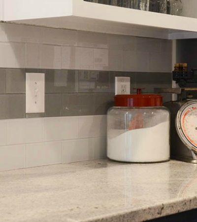 How to Install Aspect Peel & Stick Tile Backsplash