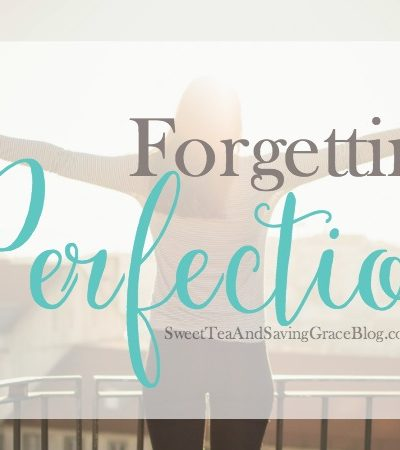 Forgetting Perfection
