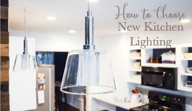 How to Choose New Kitchen Lighting