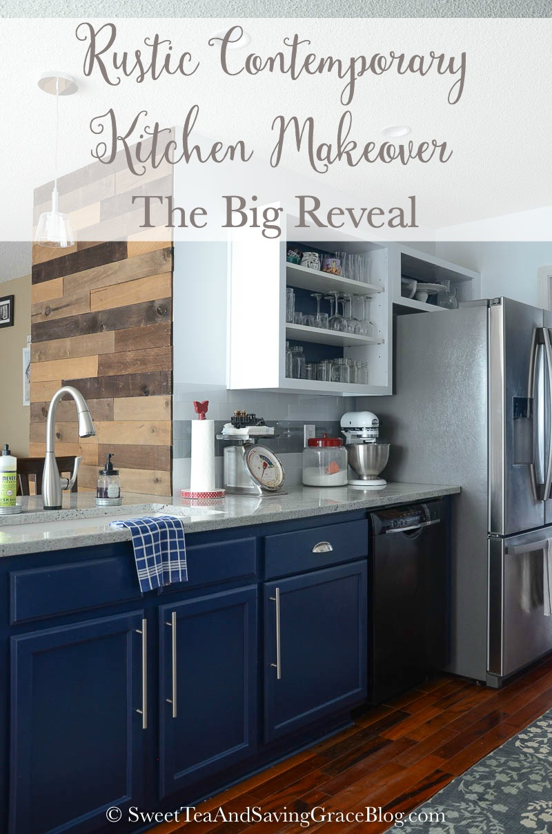 The Big Kitchen Reveal