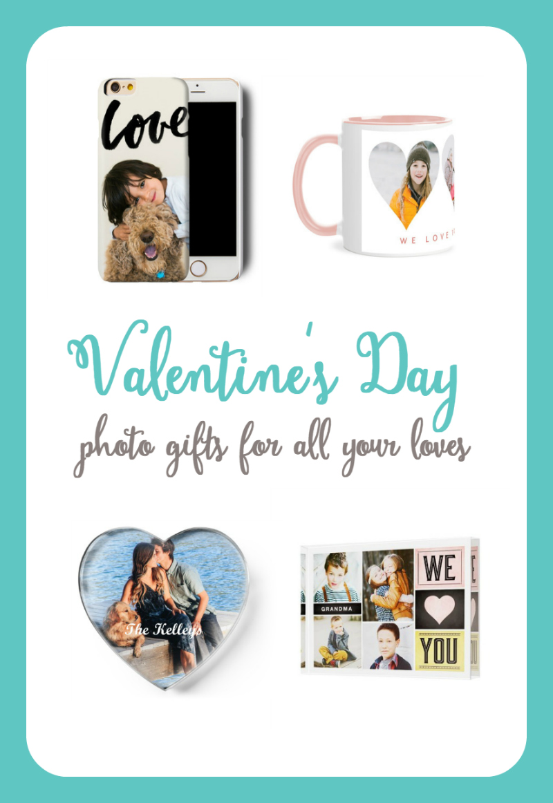 OH! I love a personalized gift! These are the most thoughtful Valentine's Day photo gifts for anyone on your list.