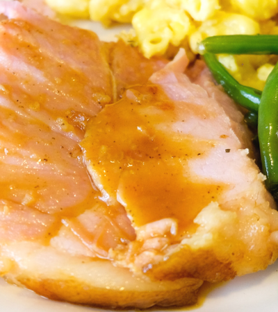 How to Make an Awesome Orange Honey Glazed Ham