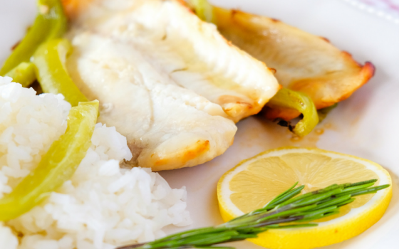 How to Make Lemon Honey Baked Tilapia