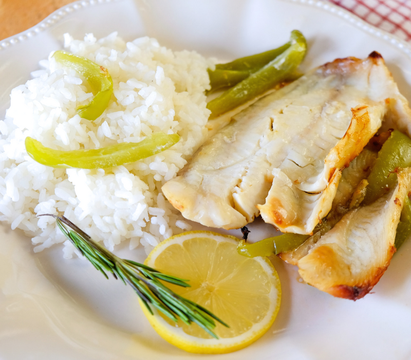 Packed with extra nutrients and healthy ingredients, this Lemon Honey Baked Tilapia is the perfect meal to make on those busy evenings!