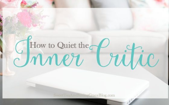 How to Quiet the Inner Critic