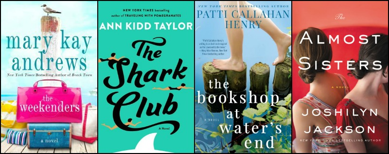 The absolute best southern fiction novels to be released in 2017! Read these!
