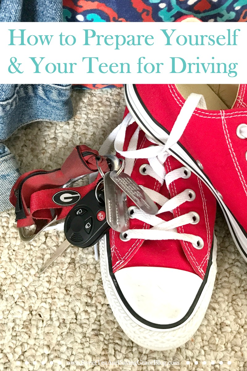 Your teen driving is an important step in their life, but can be super stressful as a parent. From one mom to another, these are my tips for preparing yourself & your teen for driving.