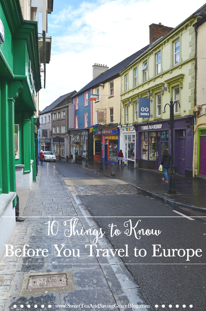Traveling to Europe can be a very exciting and once-in-a-lifetime trip, but to make the most of it, you should be prepared. These travel tips will help you enjoy your travels abroad!