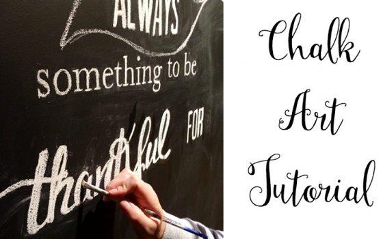 Chalk Art Made Easy