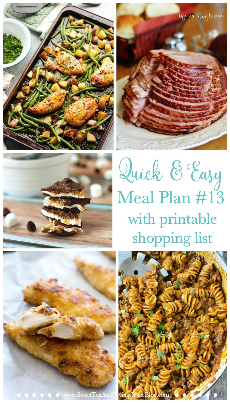 Discussion on this topic: Quick Easy Dinner Shopping List, quick-easy-dinner-shopping-list/