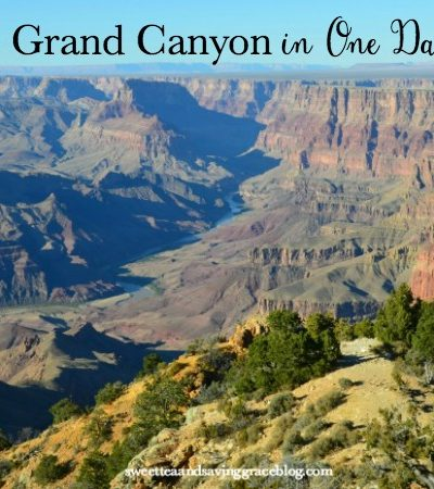 The Grand Canyon in One Day