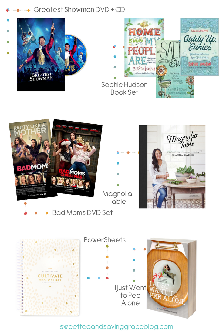Hey moms, send this to your husbands and kids! The 2018 Mother's Day Gift Guide is HERE and it's FABULOUS! From movies to book to home decor to clothing, and everything in between, you'll get something you love for sure!