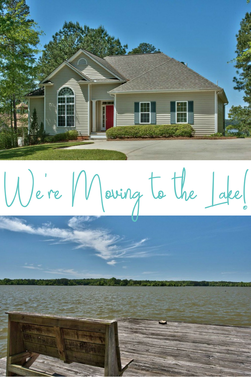 Follow along as we pack up our little family (mom, too!) and move to the lake to fulfill a lifelong dream!