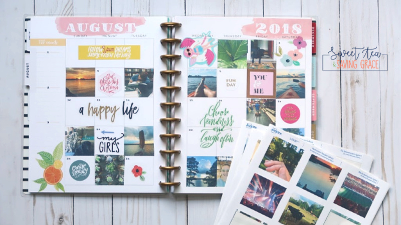 I started using The Happy Planner for memory keeping a few months ago but I've fallen in love with this style of memory keeping. This video shows a flip-through of my first 3 months in The Happy Planner for memory keeping.