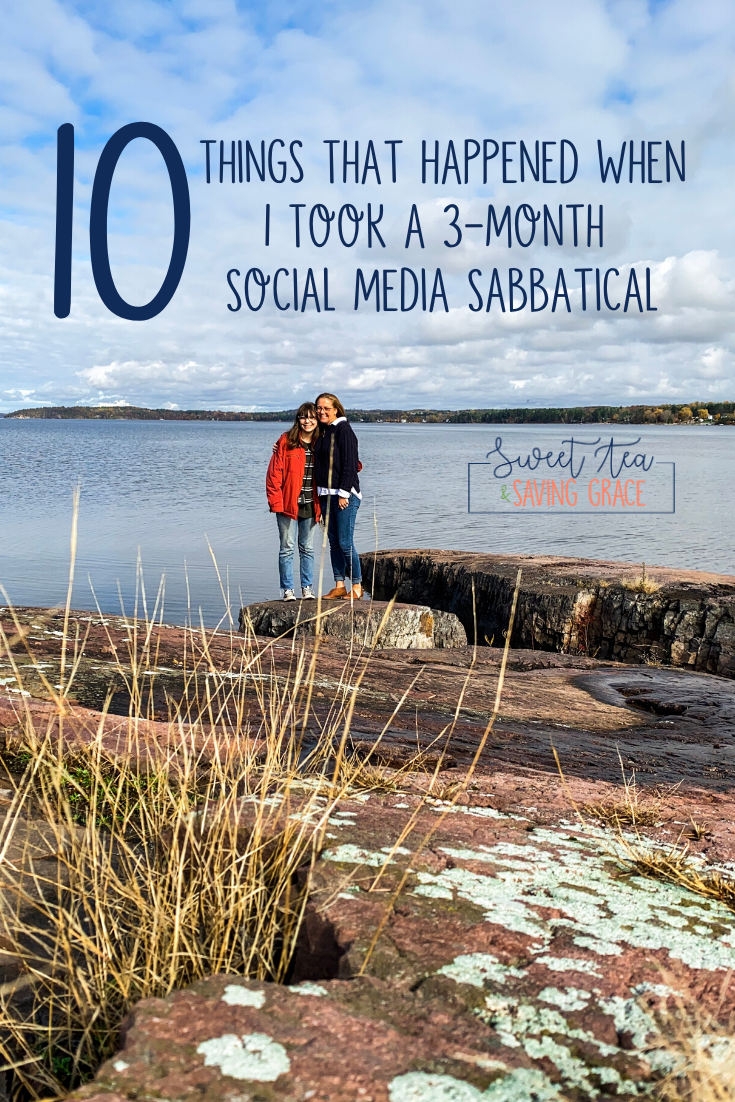 10 Things That Happened When I Took a Social Media Sabbatical | I took three months off from social media and it was incredible and unexpected. From improved mental health to rediscovering my creativity, so many things happened, and I'll definitely do it again.