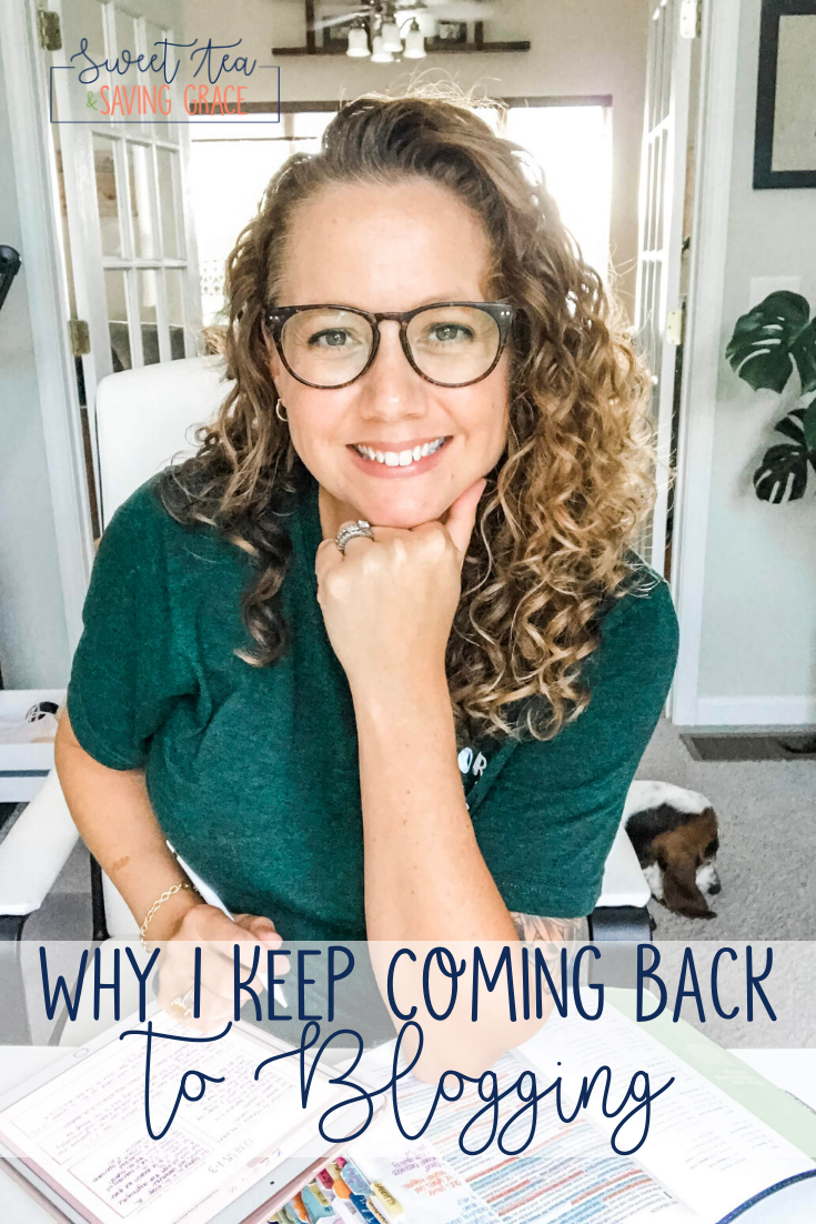 Why I Keep Coming Back to Blogging | For the better part of a decade, I've owned real estate online in some form or other. I've taken many breaks over the years, but I keep coming back to blogging. Here's why.