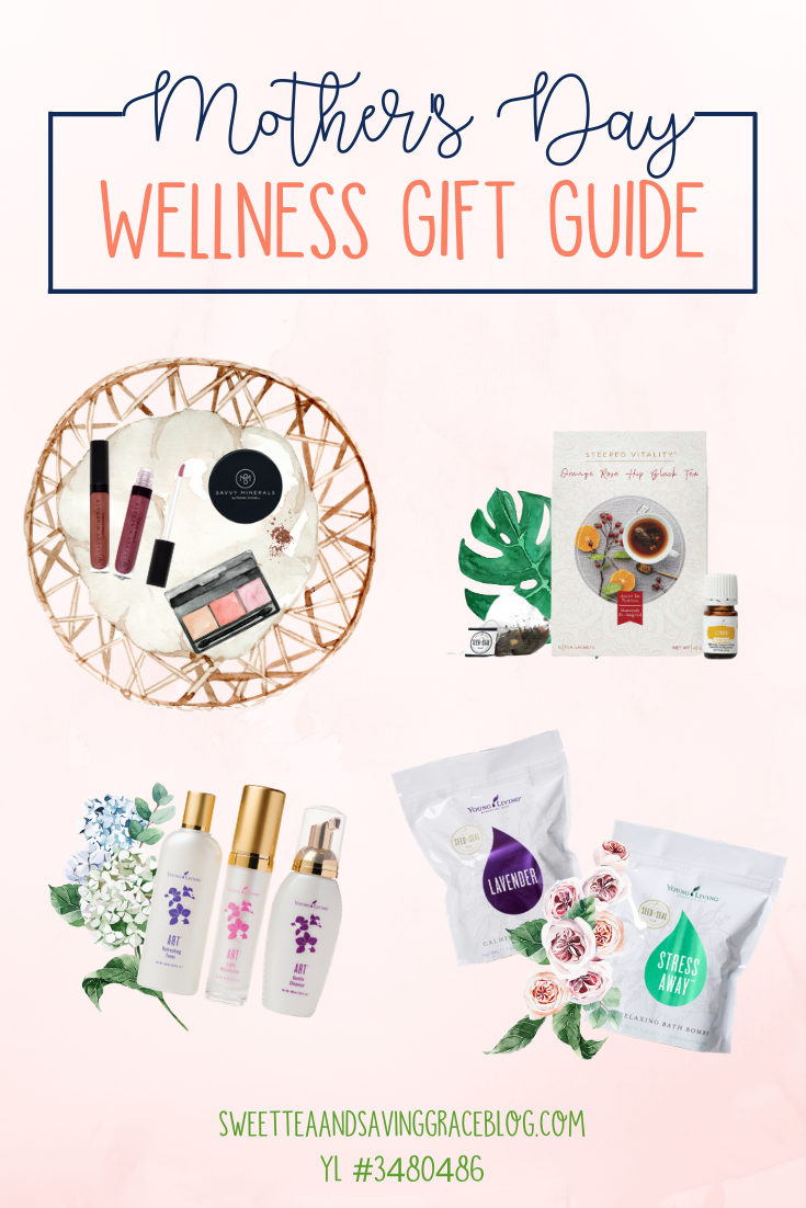 mother's day wellness gift guide young living essential oils non-toxic all-natural gift ideas