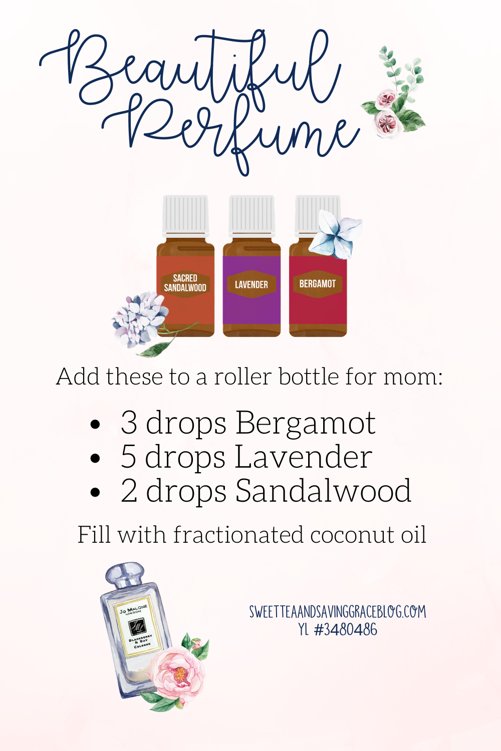 mother's day wellness gift guide young living essential oil perfume blend