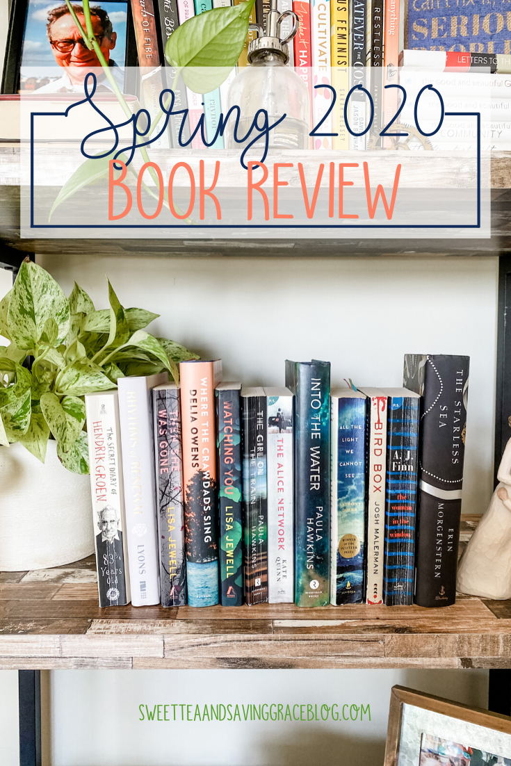 spring book review 15 books to read book recommendations