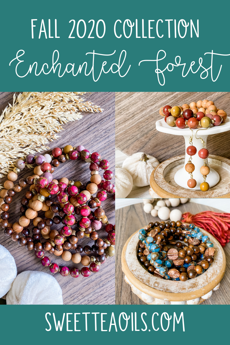 essential oils diffuser jewelry fall collection
