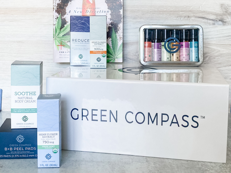 green compass core kit unboxing